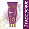 Herbal face scrub for sensitive skin