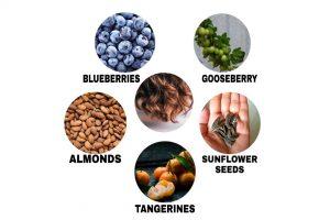 Foods that Prevent Premature Grey Hair