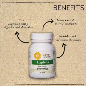 Triphala tablets benefits